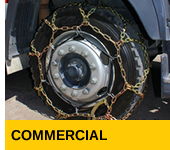 Snowsweat snow chains for Commercial Vehicles